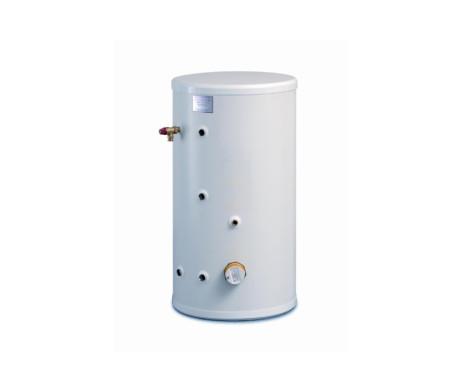 White Cased Insulated Stainless Steel Cylinders